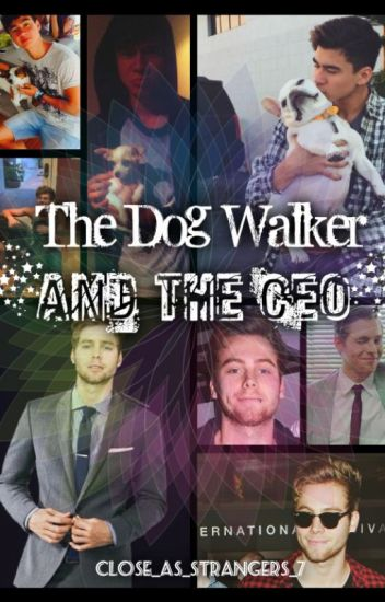 The Dog Walker and the CEO [cake au] ✔