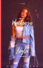 I am Mackenzie Frances Ziegler by impushing20