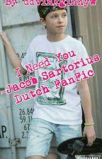 I Need You||Jacob Sartorius||Dutch Fanfic by denneboooom