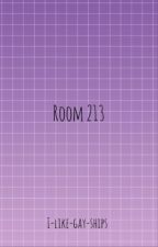 Room 213 by i-like-gay-ships