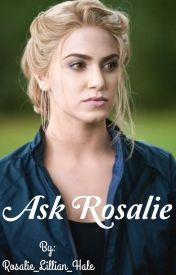 Ask Rosalie by Queentong-