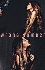 ▶ Wrong Number ? ( Jariana ) ◀ by biebberswifee