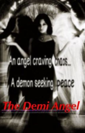 The Demi Angel (Sequel of Dark Angel) (Lesbian Story) (GirlxGirl) by TheMoonlightPoet