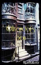 Ollivander's Son by RhettButler007