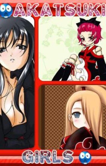 Akatsuki Girls