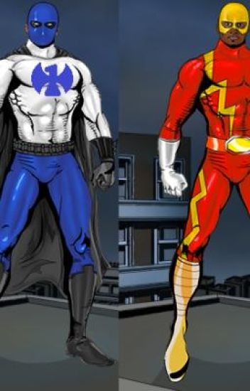 Blue-Jay & Lightning Bolt