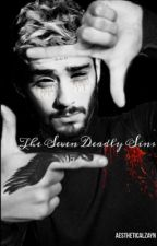 The Seven Deadly Sins by ijustmadeyoureadthis