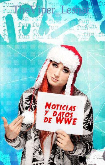 Noticias y datos de WWE