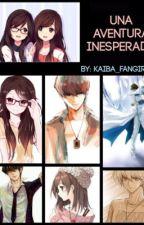 Una aventura inesperada (Seto Kaiba y tú) by Kaiba_Fangirl21