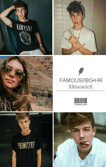 Famous (Hunter Rowland/Blake Gray Fanfic)