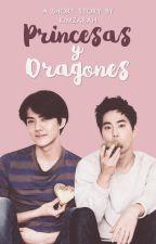 Princesas y dragones | SeHo by KimZarah