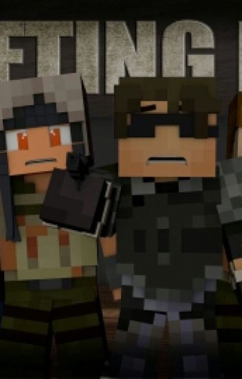 The Crafting Dead ( Nick X Reader Fanfic)