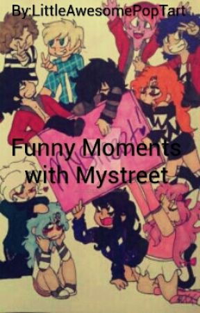 Funny Moments With Author~chan And Mystreet by LittleAwesomePopTart