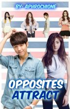 Opposites Attract #Wattys2016 by aphrochione