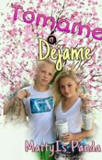 Tomame O Dejame -Carson Lueders- by ItsSole-Lueders