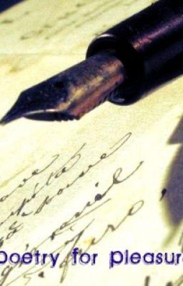 Poetry For Pleasure by CherryAngelz