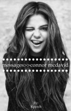 messages>>connor mcdavid by Kperch