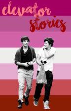 elevator stories ⚢ fem!ls ❂ √ by feministlarry