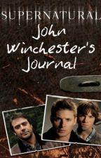 Journal of John Winchester (Supernatural) by joshgea