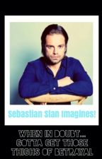Sebastian Stan Imagines by -WifeyBaizen-