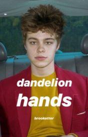dandelion hands // christian akridge by messybees