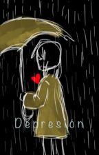 Depresión. -Sans X Lectora- by MK_Andy-tan