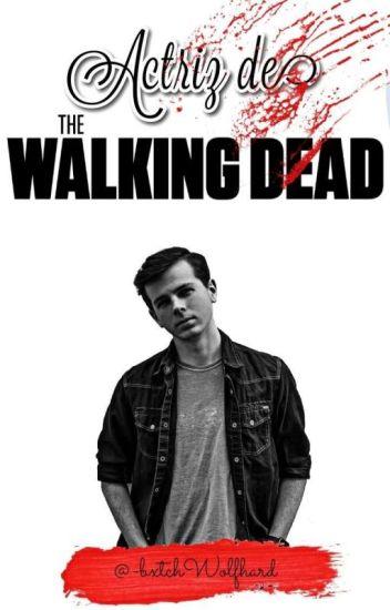 """[EN EDICIÓN] """"Actriz De The Walking Dead"""" ➵ Chandler Riggs."""