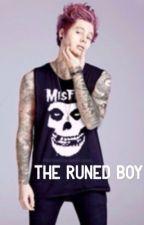 The runed boy // Lashton by lxrxhx