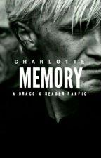 Memory » draco x reader by readikkulus