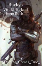 Buckys Vielfältigkeit in einem Buch  by _Dreams_Comes_True_