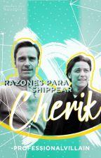 Razones para shippear Cherik by -professionalvillain
