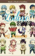 Zodiacs by MJ_PolonXD