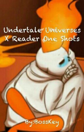 Undertale Universes x Reader One-Shots - Underfell Sans x Neko