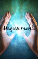 Magian mahti by siljaaaq