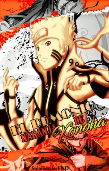 El demonio naranja de Konoha
