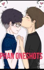 PHAN ONESHOTS by miss_Jackson12