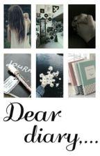 Dear diary,... by denushenka