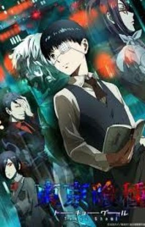 Tokyo Ghoul ::: One Shots - Colorful Vocabulary ::: Soulmate!Au