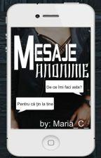 Mesaje anonime //Pauza// by Maria_C_