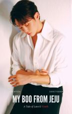 my boo from jeju | seungkwan √ by susheep
