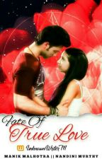 MaNan: Fate Of True Love (Completed) by myra_1