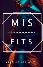 Misfits  by AceOfRunes