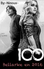 Bellarke en 2016 by -Ninoux-