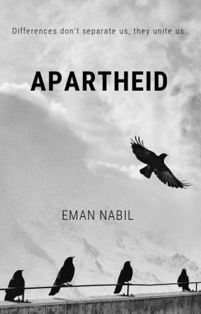 Apartheid  by EmanAlAdl