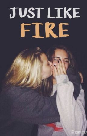 Just like fire  by garance9