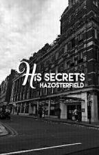 2 | His Secrets [MAGCON] by allenvibes