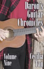 Daron's Guitar Chronicles: Volume 9 by ceciliatan
