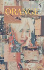Orange ✎ Yoongi by _jminie