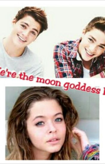 We're The Moon Goddess's Kids