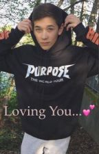 Loving you...(Brandon Rowland Fanfic) COMPLETED by tamzin_22